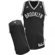 Wholesale Cheap Brooklyn Nets Blank Black Swingman Jersey