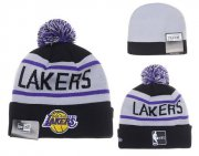 Wholesale Cheap Los Angeles Lakers Beanies YD004