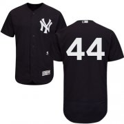 Wholesale Cheap Yankees #44 Reggie Jackson Navy Blue Flexbase Authentic Collection Stitched MLB Jersey