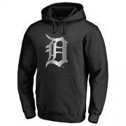 Wholesale Cheap Detroit Tigers Platinum Collection Pullover Hoodie Black