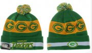Wholesale Cheap Green Bay Packers Beanies YD001