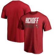 Wholesale Cheap Tampa Bay Buccaneers Fanatics Branded Kickoff 2020 T-Shirt Red