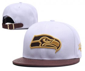 Wholesale Cheap NFL Seattle Seahawks Stitched Snapback Hats 117