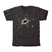 Wholesale Cheap Men's Dallas Stars Black Rink Warrior T-Shirt