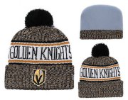 Wholesale Cheap Vegas Golden Knights Beanies 5