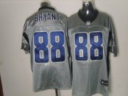 Wholesale Cheap Cowboys #88 Dez Bryant Grey Shadow Stitched NFL Jersey