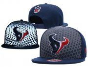 Wholesale Cheap NFL Houston Texans Stitched Snapback Hats 068