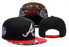 Wholesale Cheap Atlanta Braves Snapbacks YD006