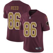 Wholesale Cheap Nike Redskins #86 Jordan Reed Burgundy Red Alternate Youth Stitched NFL Vapor Untouchable Limited Jersey