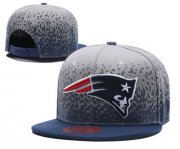 Wholesale Cheap NFL New England Patriots Team Logo Snapback Adjustable Hat LT05