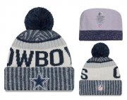 Wholesale Cheap NFL Dallas Cowboys Logo Stitched Knit Beanies 001