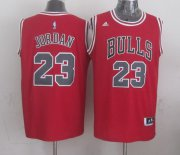 Wholesale Cheap Chicago Bulls #23 Michael Jordan Revolution 30 Swingman 2014 New Red Jersey