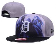 Wholesale Cheap Detroit Tigers Snapback Ajustable Cap Hat GS 1