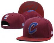 Wholesale Cheap Cleveland Cavaliers Snapback Ajustable Cap Hat GS 1