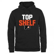 Wholesale Cheap Philadelphia Flyers Top Shelf Pullover Hoodie Black