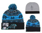 Wholesale Cheap Carolina Panthers Beanies YD005