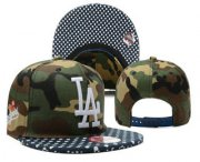 Wholesale Cheap MLB Los Angeles Dogers Snapback Ajustable Cap Hat 1