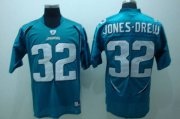 Wholesale Cheap Jaguars Maurice Jones-Drew #32 Green Stitched Team Color NFL Jersey