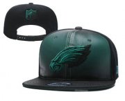 Wholesale Cheap Philadelphia Eagles Snapback Ajustable Cap Hat YD 2