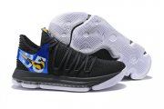 Wholesale Cheap Nike KD 10 Shoes Black Sapphire