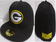 Wholesale Cheap Green Bay Packers fitted hats 07