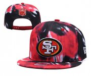 Wholesale Cheap NFL San Francisco 49ers Camo Hats