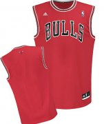 Wholesale Cheap Chicago Bulls Blank Red Swingman Jersey