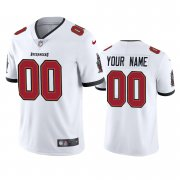 Wholesale Cheap Men's Tampa Bay Buccaneers Custom White 2020 Vapor Limited Nike Jerseys