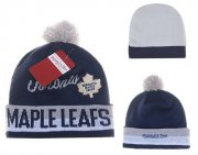 Wholesale Cheap Toronto Maple Leafs Beanies YD001