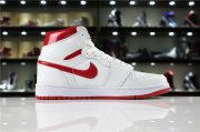 Wholesale Cheap Air Jordan 1 Retro 2018 release White/Red