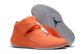 Wholesale Cheap Jordan Why Not Zero.1 Pex Shoes Orange/Blue