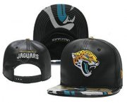 Wholesale Cheap Jacksonville Jaguars Snapback Ajustable Cap Hat YD