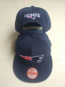 Wholesale Cheap Patriots Team Logo Navy Adjustable Hat LT