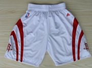 Wholesale Cheap Houston Rockets White Short