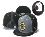 Wholesale Cheap Boston Bruins Snapback Ajustable Cap Hat GS