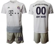 Wholesale Bayern Munchen Personalized Away Soccer Club Jersey