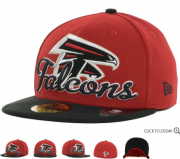 Wholesale Cheap Atlanta Falcons fitted hats 07