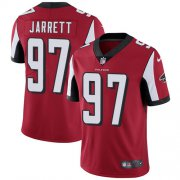 Wholesale Cheap Nike Falcons #97 Grady Jarrett Red Team Color Men's Stitched NFL Vapor Untouchable Limited Jersey