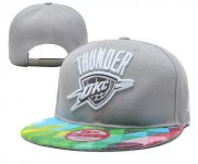 Wholesale Cheap Oklahoma City Thunder Snapbacks YD014
