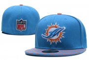 Wholesale Cheap Miami Dolphins fitted hats 02