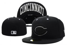 Wholesale Cheap Cincinnati Reds fitted hats 03