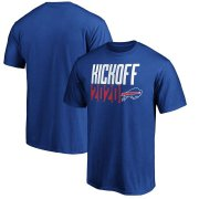 Wholesale Cheap Buffalo Bills Fanatics Branded Kickoff 2020 T-Shirt Royal