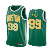 Wholesale Cheap Men's Boston Celtics #99 Tacko Fall Men's 2019-20 Earned Jersey
