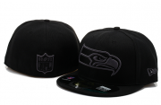 Wholesale Cheap Seattle Seahawks fitted hats 14