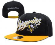 Wholesale Cheap Pittsburgh Penguins Snapbacks YD003