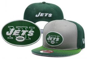 Wholesale Cheap New York Jets Adjustable Snapback Hat YD160627136