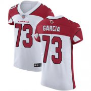 Wholesale Cheap Nike Cardinals #73 Max Garcia White Men's Stitched NFL New Elite Jersey