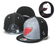 Wholesale Cheap Detroit Red Wings Snapback Ajustable Cap Hat GS