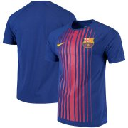 Wholesale Cheap Barcelona Nike Match Performance T-Shirt Royal