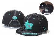 Wholesale Cheap NHL San Jose Sharks hats 2